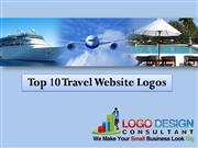 Top 10 Travel Website Logos