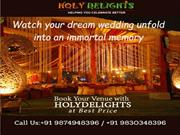 Let an Indian Wedding Planner Host Your Nuptial