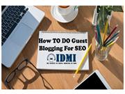 How to do Guest Blogging for SEO – The Ultimate Beginners Guide