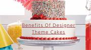 Designer Theme Cakes for Special Occasion
