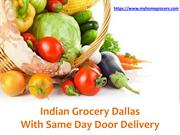 Buy Indian Grocery Online Dallas | Indian Grocery Store Fort Worth