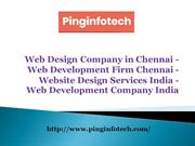 Web Development Firm Chennai - Website Design Services India - Web Dev