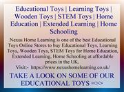 Educational Toys | Learning Toys | Wooden Toys | STEM Toys