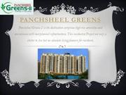 First-Class 2 BHK Apartment with Panchsheel Greens 2 – Noida Extension