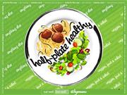 Half Plate Healthy Buffalo Zone (2)