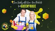 Clean Safely with Non-toxic Products from Greenforce