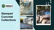 Perfect Stamped Concrete Services in Albany NY