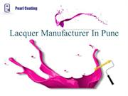Lacquer Manufacturer In Pune