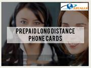 Buy International Calling Cards for Cellphone - EZcalls