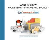 Buy & Sell Construction and Building Materials online