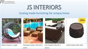 Strong and durable furniture of JS Interiors Ltd