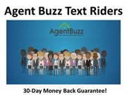 Agent Buzz Text Riders- Agent Buzz