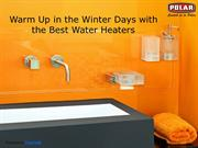 Water Heater Manufacturer – Buy Water Heater Online