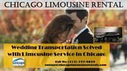 Wedding Transportation Solved with Limousine Service in Chicago