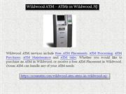 Wildwood ATM – ATMs in Wildwood, NJ