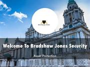Bradshaw Jones Security Presentations