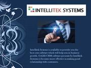 Grow your business with best Intellitek Systems