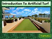 Introduction To Artificial Turf