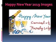 Get Awesome New Year 2019 images for Happy New Year
