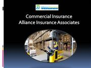 Commercial Insurance - Alliance Insurance Associates