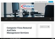 Computer Virus Removal And Data Management Services