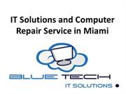 IT Solutions and Computer Repair Service in Miami