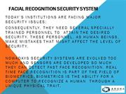 Facial Recognition Security System