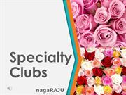 Specialty Lions Clubs