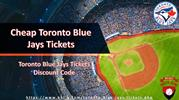 Cheap Toronto Blue Jays Match Tickets Discount Coupon
