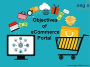 Objectives of eCommerce portals to get more revenue from it