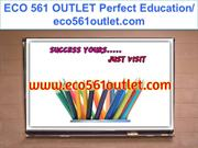 ECO 561 OUTLET Perfect Education- eco561outlet.com