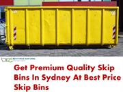 Get Premium Quality Skip Bins In Sydney At Best Price Skip Bins