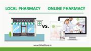 Local Pharmacy vs. Online Pharmacy