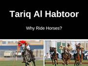 Tariq Al Habtoor - Areas of Interest