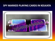 Spy Marked Playing Cards in Kolkata