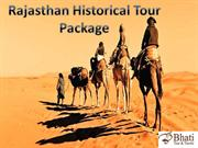 Rajasthan Historical Tour Packages | BhatiTours