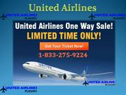 United Airlines Reservations - Official Site