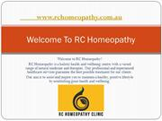 Homeopathy Natural Treatment