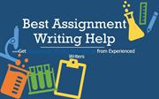 Get Assignment Writing Services UK from Experienced Writers