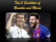 #Brett Podmore- Top Tips You can learn from #Messi