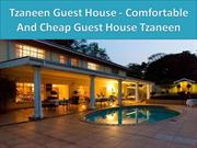 Tzaneen Guest House - Comfortable And Cheap Guest House Tzaneen
