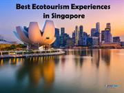 Best Ecotourism Experiences in Singapore