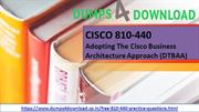 Free 810-440 Study Material | Free 810-440 Dumps Dumps4Download