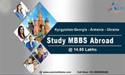 MBBS from Kyrgyzstan   low Budget   Fee 14.95 lac   MCI Approved