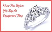Know This Before You Buy An Engagement Ring