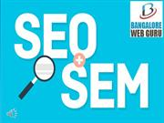 Difference between SEO and SEM/https://www.bangalorewebguru.in/