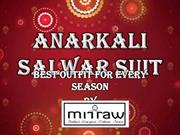 History Of Anarkali salwar kameez by Mirraw