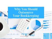 Why you should outsource your bookkeeping
