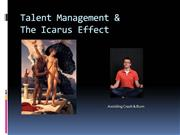 Talent Management - Icarus