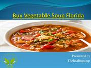 Buy Vegetable Soup Florida